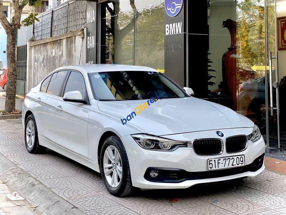 Cần bán lại xe BMW 3 Series sản xuất 2016, màu trắng