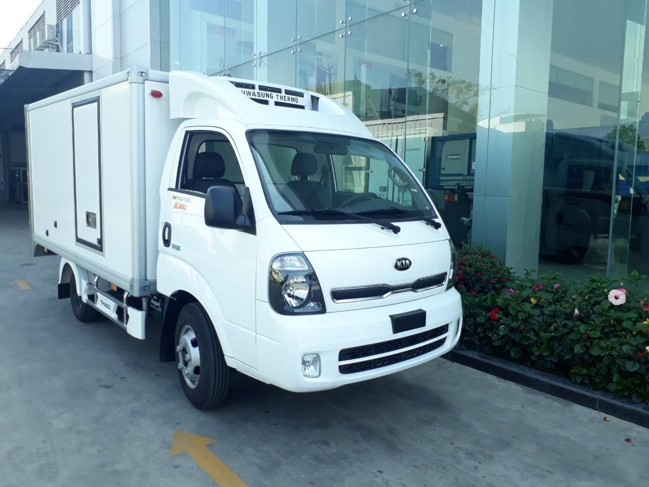 Bán xe tải 1.5 tấn, 1.9 tấn, giá rẻ Kia K200 tại Thaco Hải Phòng