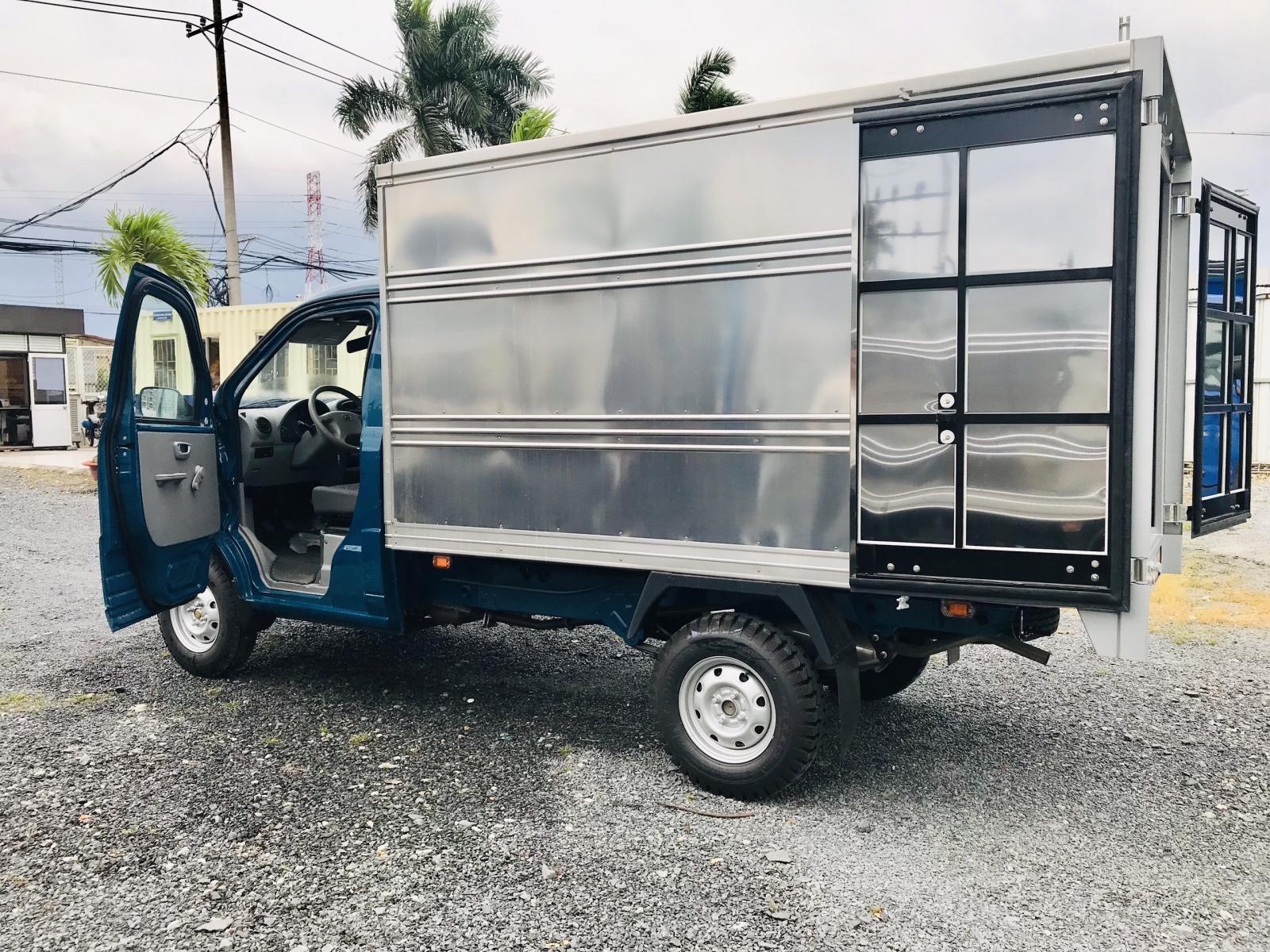 Xe Thaco Towner 990 2021, hỗ trợ trả góp 70-75%, lãi suất ưu đãi