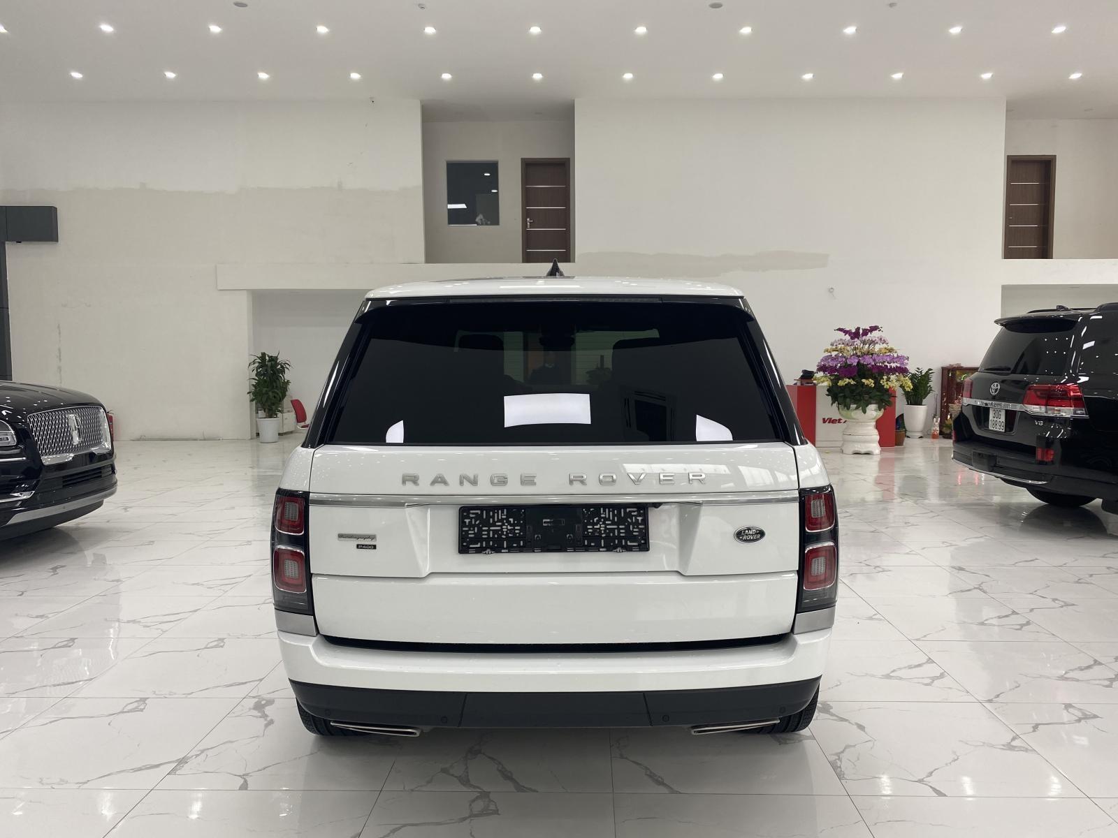 Bán LandRover Range Rover Autobiography LWB 3.0, 2020, xe giao ngay