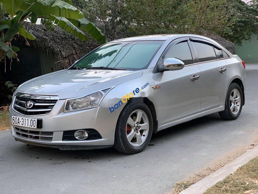 Bán Daewoo Lacetti CDX 1.6 AT đời 2009, màu trắng, nhập khẩu