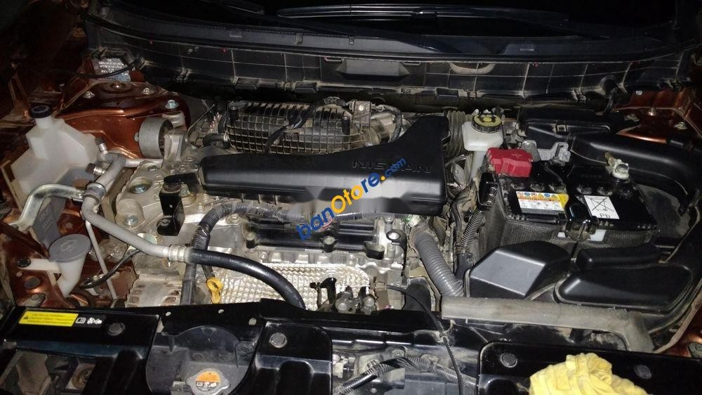 Bán Nissan X trail 2.5 SV sản xuất năm 2016