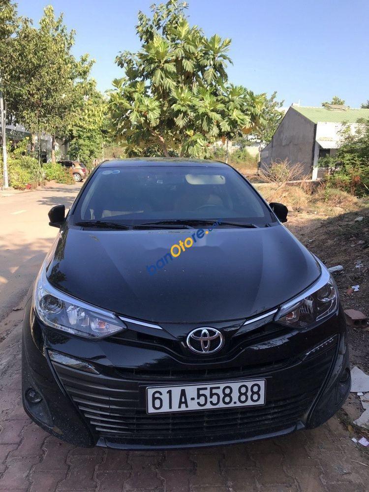 Bán Toyota Vios AT sản xuất năm 2018, nhập khẩu