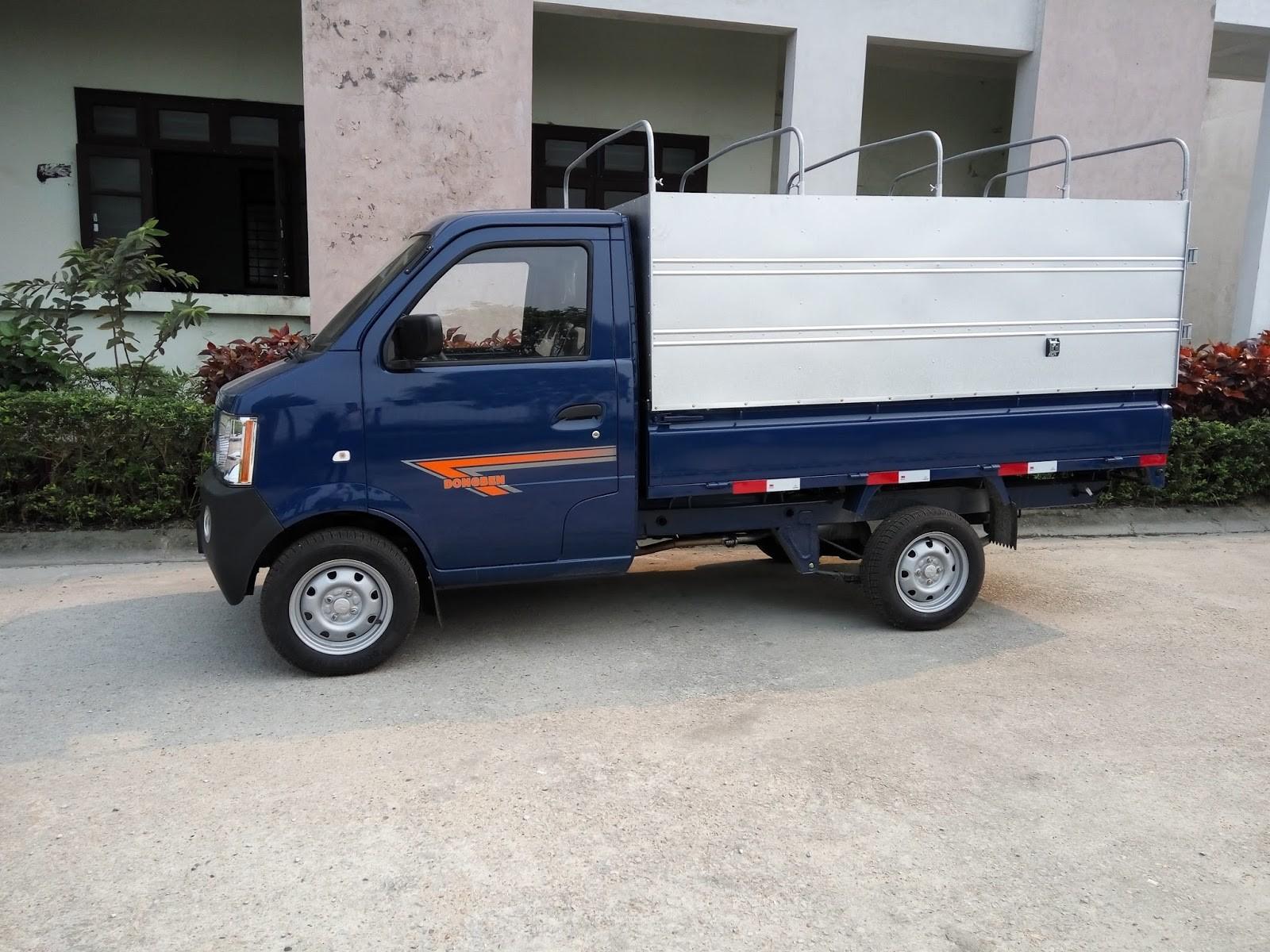 Bán xe tải Dongben 870 đời 2020, máy Euro4 giá cực rẻ