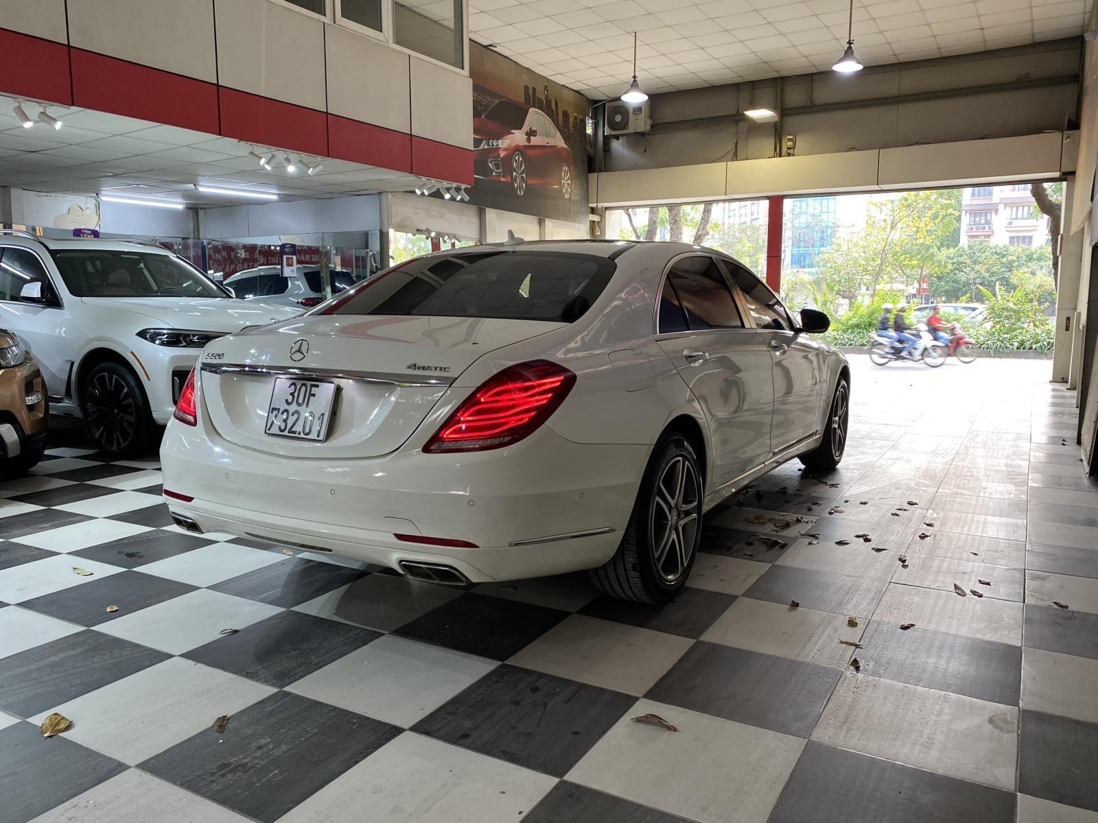 Bán Mercedes Benz S400 4matic 2016