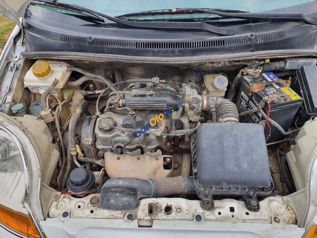 Cần bán gấp Chevrolet Spark năm sản xuất 2009, màu trắng chính chủ