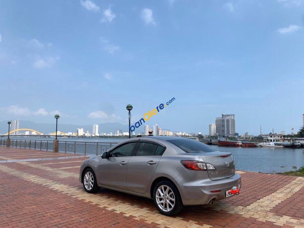 Bán Mazda 3 sản xuất năm 2014, màu xám, 429 triệu