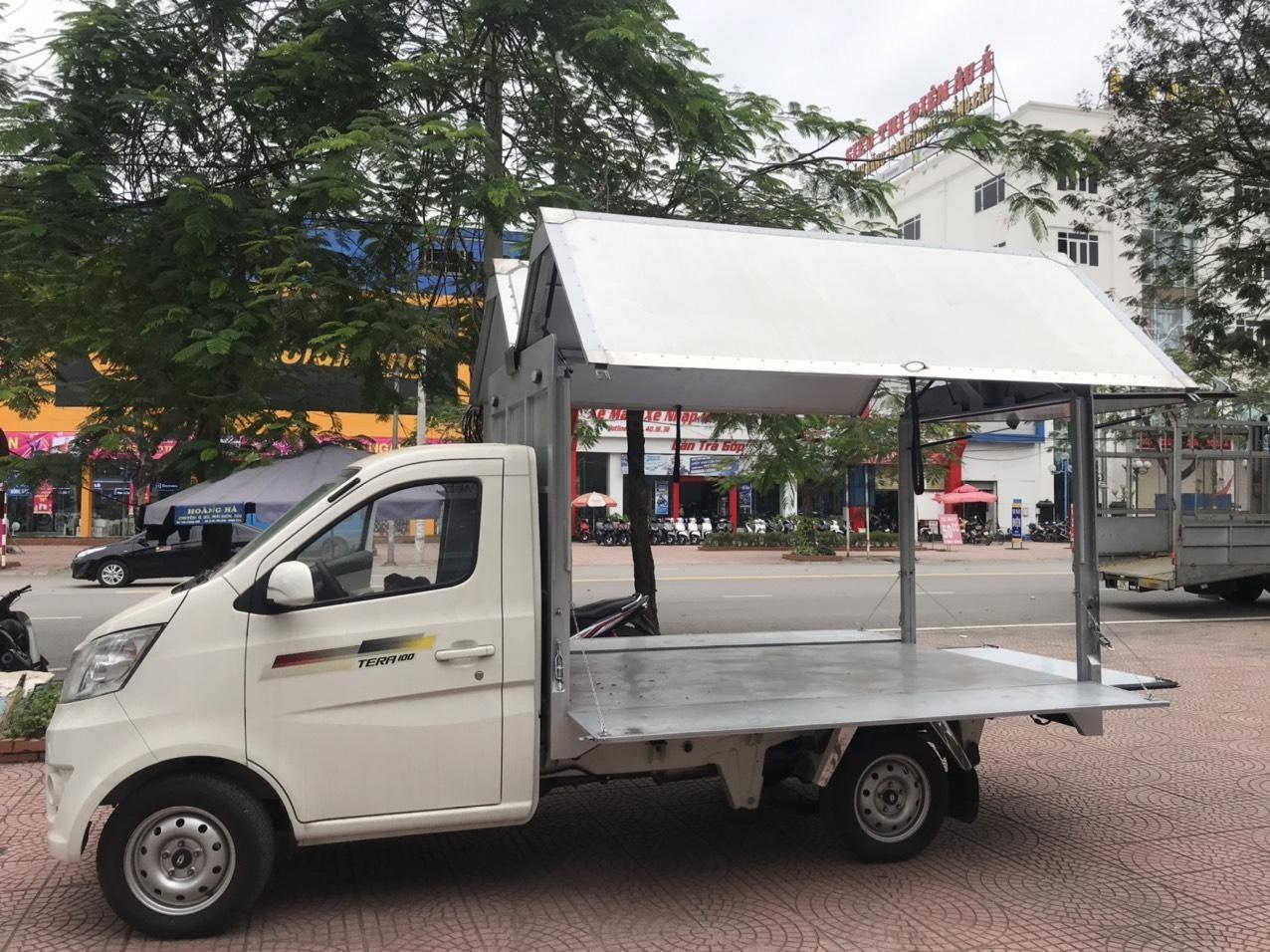 Đại lý bán xe tải Tera 9 tạ Teraco T100 tại Hải Phòng giá rẻ