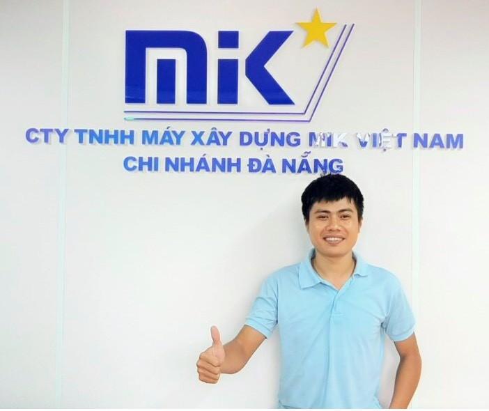 Giá máy xúc lật tại miền Trung, giá máy xúc lật tại Đà Nẵng, giá máy xúc lật tại Huế, máy xúc lật MIK giá rẻ nhất