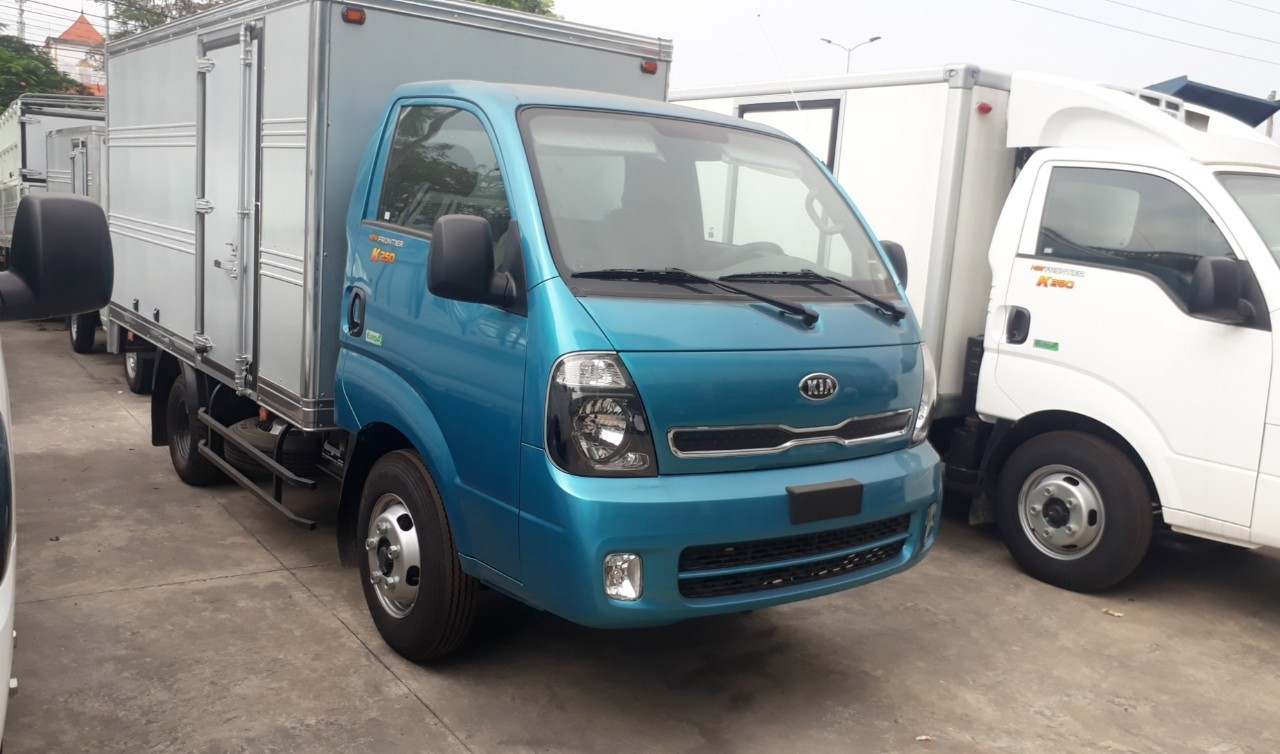 Bán xe tải Thaco Kia 2.5 tấn Kia K250 tại Thaco Hải Phòng