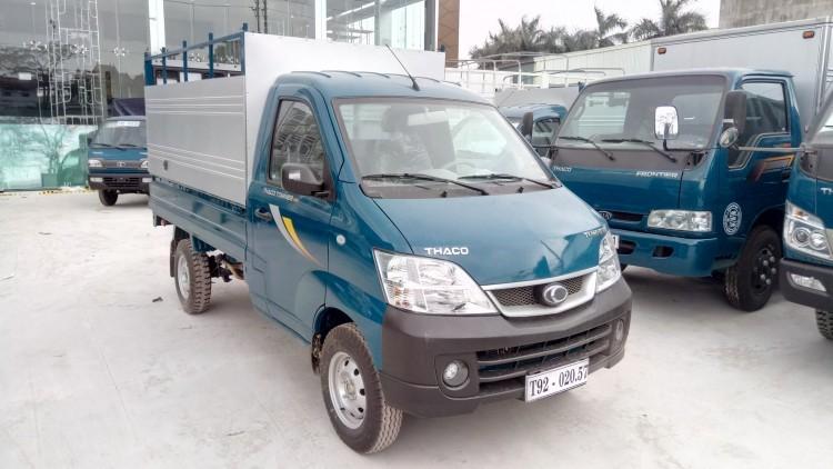 Bán xe 1 tấn Thaco Towner 990 giá rẻ tại Hải Phòng