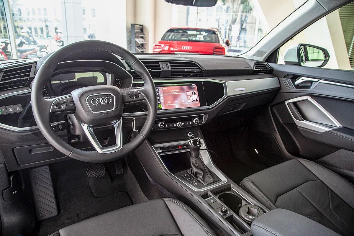 Audi Q3 cập bến Việt Nam sau lần xuất hiện tại VMS 2019