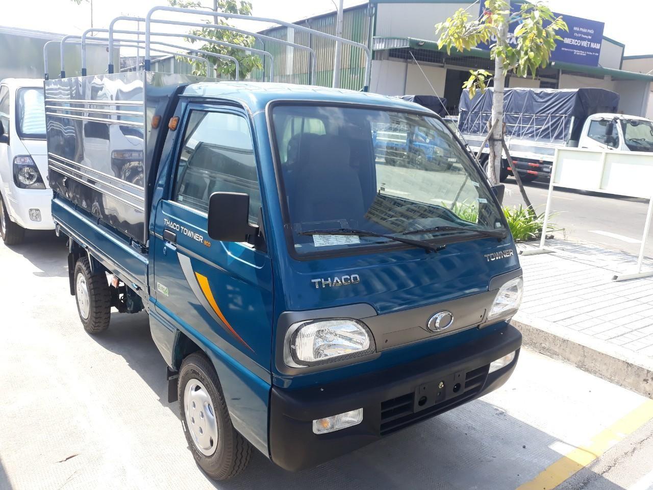 Xe tải Thaco Towner 800 - mua xe trả góp 70%