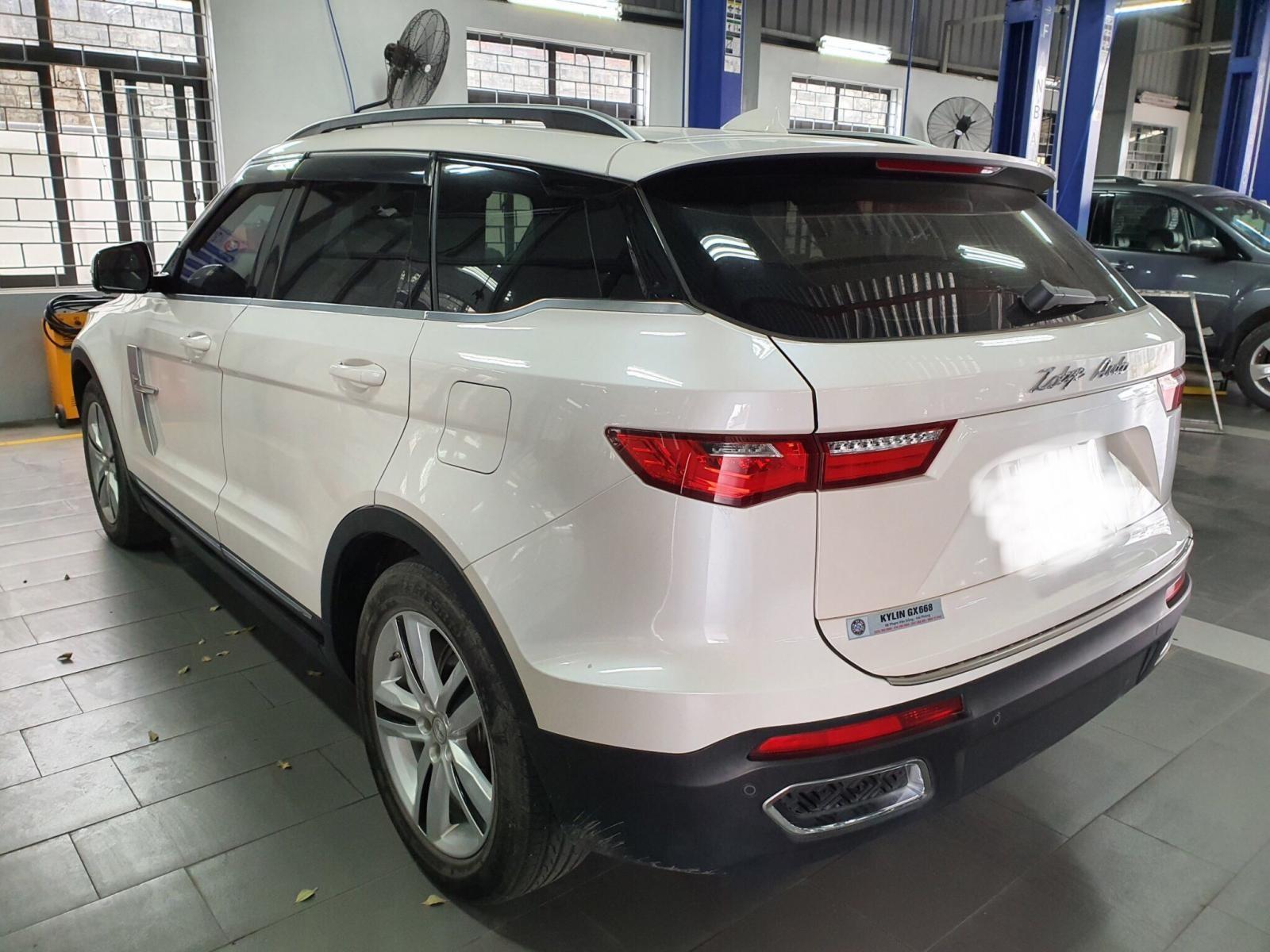 Cần bán xe Zotye Z500 2018, màu trắng, xe đẹp, giá yêu thương