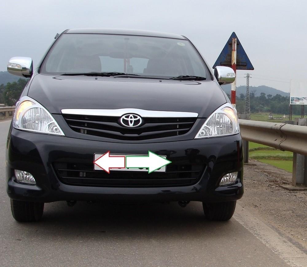 Cần bán xe Toyota Innova cũ đã qua sử dụng, xe gia đình sử dụng tại Dĩ An Bình Dương
