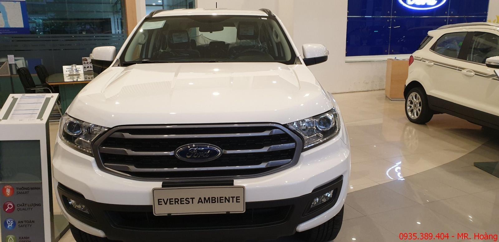 Bán Ford Everest 2020 hoàn toàn mới - Giá cực sốc LH 0935.389.404 Hoàng - Ford Đà Nẵng