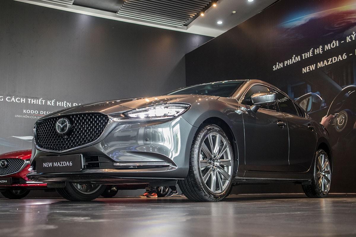 Thaco công bố giá xe chính thức của Mazda 6 2020, tăng cao so với trước
