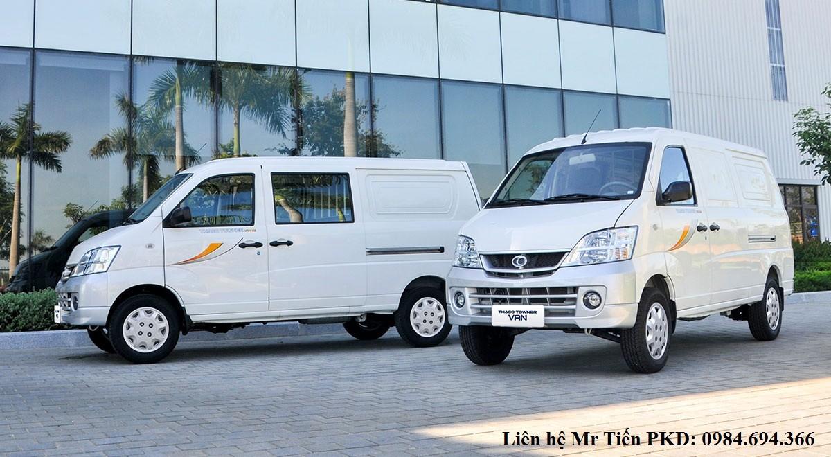 Xe tải Van 5 tạ nâng tải 7 tạ 9 tạ sơn màu theo yêu cầu, hỗ trợ trả góp, giá tốt