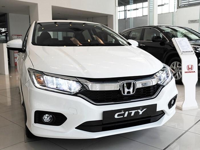 """Honda City """"xô ngã"""" Toyota Vios, leo lên đầu bảng top xe bán chạy tháng 06/2020"""
