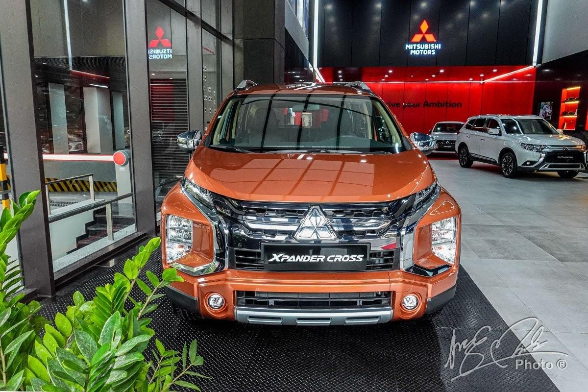 Mitsubishi Xpander Cross 2020 ra mắt với giá 670 triệu đồng