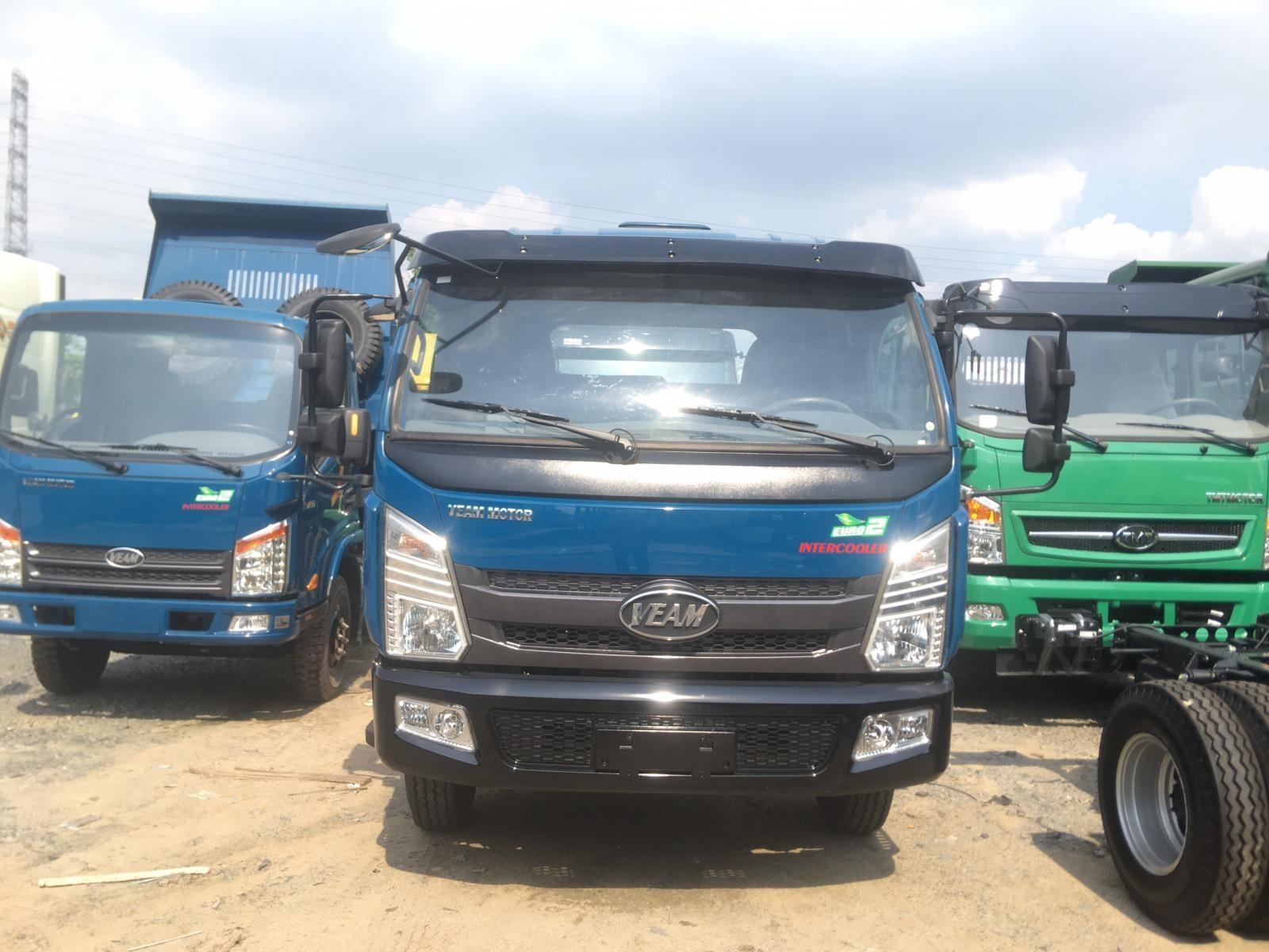Xe tải Veam VT750/ đời 2017/ máy Hyundai/ chỉ cần 200tr có ngay/ thủ tục đơn giản
