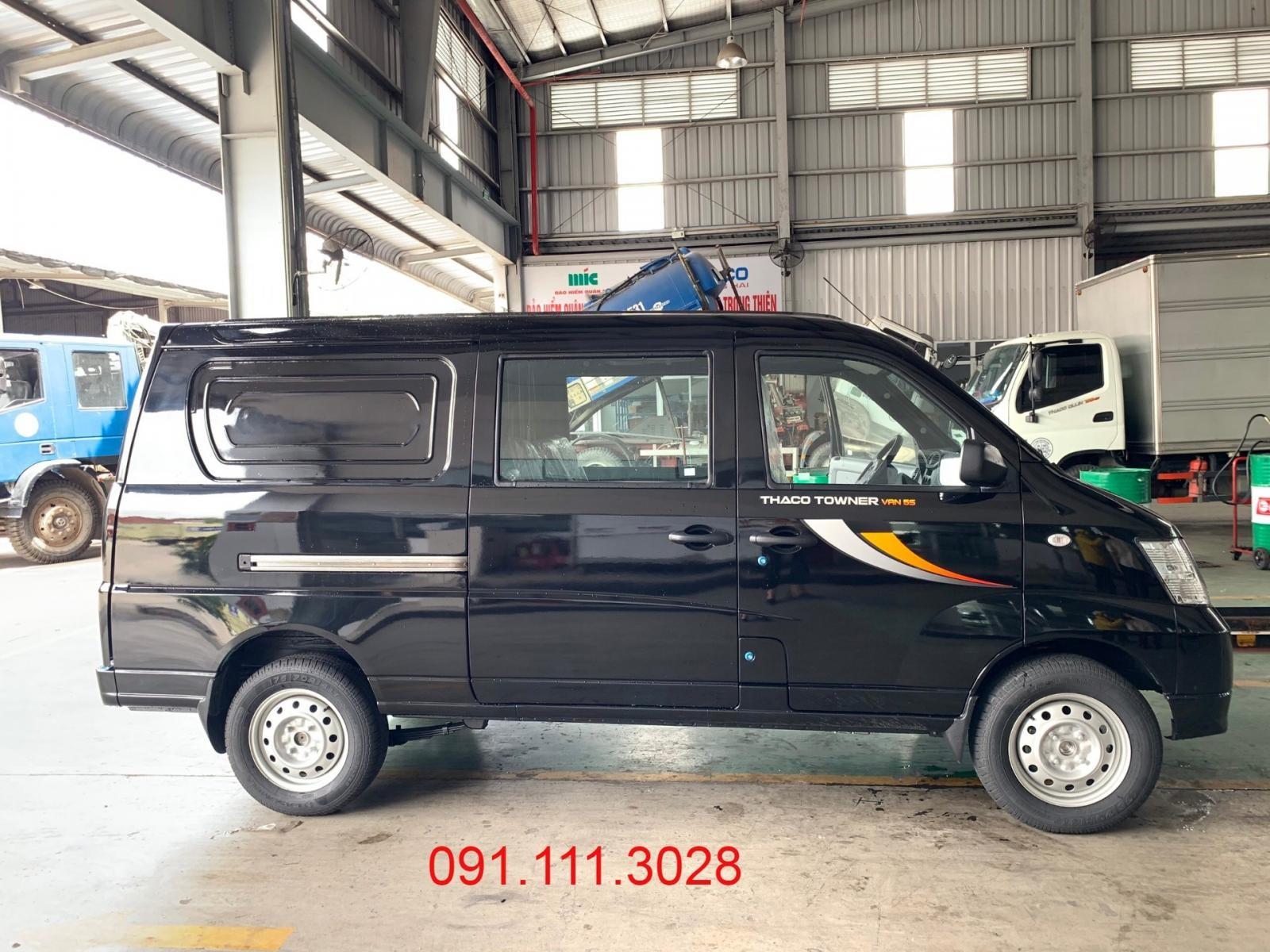 Xe Van Thaco Towner 5 chỗ mới nhất 2020