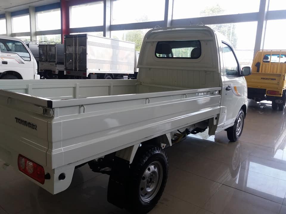 Xe tải thùng lửng Towner 800 tại Hải Phòng