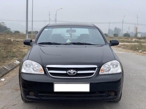 Bán Daewoo Lacetti 1.5MT EX 2009, màu đen giá cạnh tranh