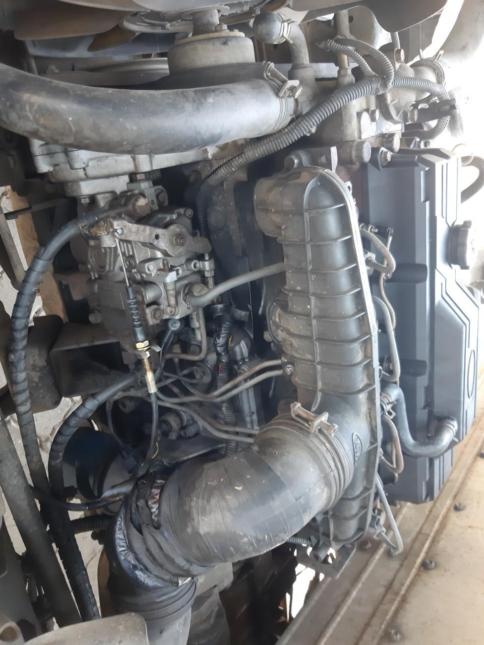 Kia 1T25, máy móc không lỗi nhỏ, mới đăng kiểm 5 quả lốp mới