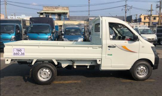 Xe tải Thaco Towner 990 thùng lửng tại Hải Phòng