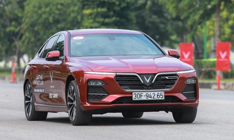 VinFast tung ưu đãi cho khách hàng từng mua xe trước 28/07/2020