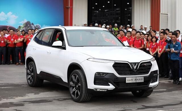 VinFast mở bán với 3 mẫu xe tại Việt Nam