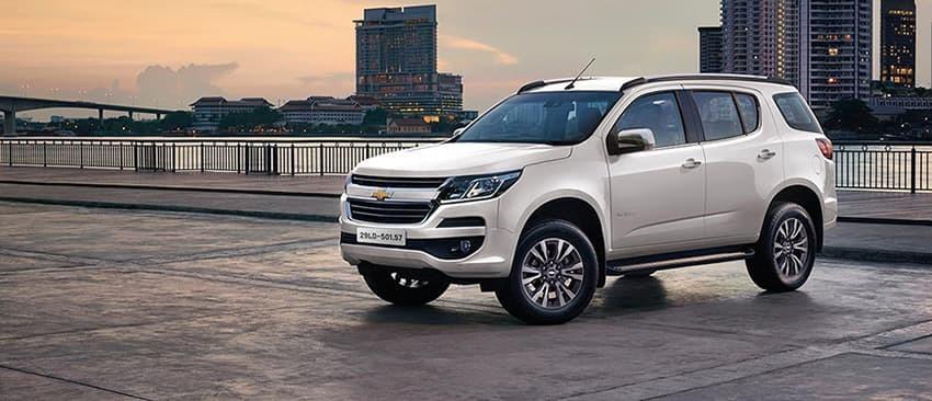 Nhìn một cách tổng thể vẻ ngoài, Chevrolet Trailblazer 2020 mang diện mạo ấn tượng, mạnh mẽ