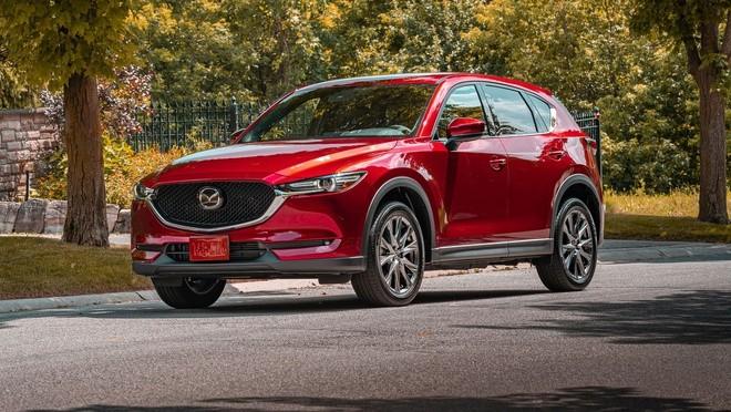 Mazda CX5 2020 được trang bị rất nhiều tính năng an toàn