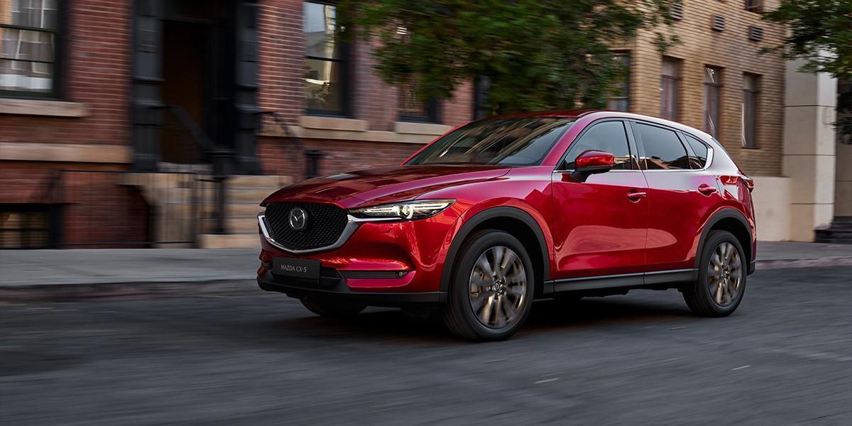 Ngoại thất của Mazda CX 5 2020 được thiết kế một cách tinh tế, lịch lãm mà vẫn toát lên vẻ sang trọng