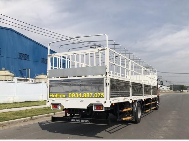 Bán xe tải Isuzu 8 tấn thùng dài 9m85 nhập khẩu, Isuzu VM FTR160SL