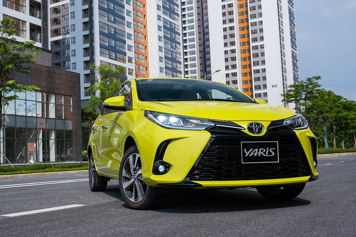 Toyota Yaris 2021 nâng cấp ra mắt với 1 phiên bản duy nhất.