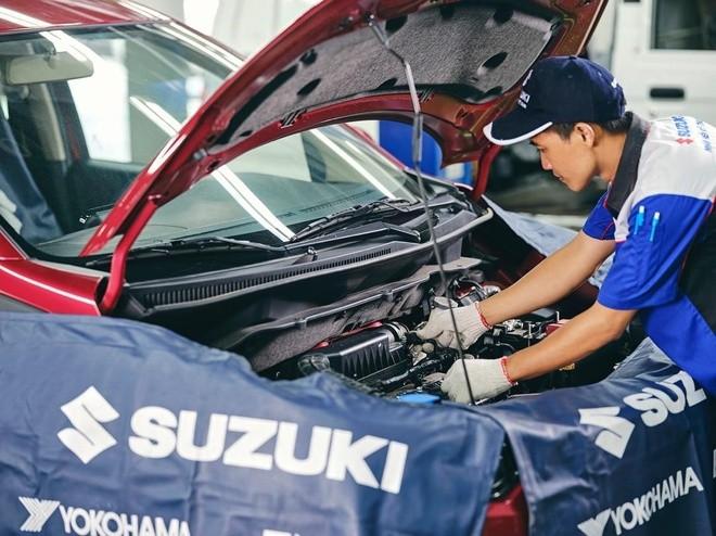 Suzuki Việt Nam suy nghĩ về lắp ráp ô tô trong nước, Suzuki XL7 sẽ là cái tên được lựa chọn?.