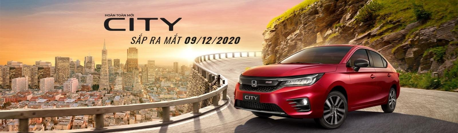 Honda City thế hệ mới ra mắt cuối năm 2020, phân khúc B làm mới