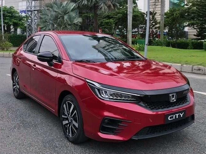 Honda City thế hệ mới ra mắt cuối năm 2020, phân khúc B làm mới.
