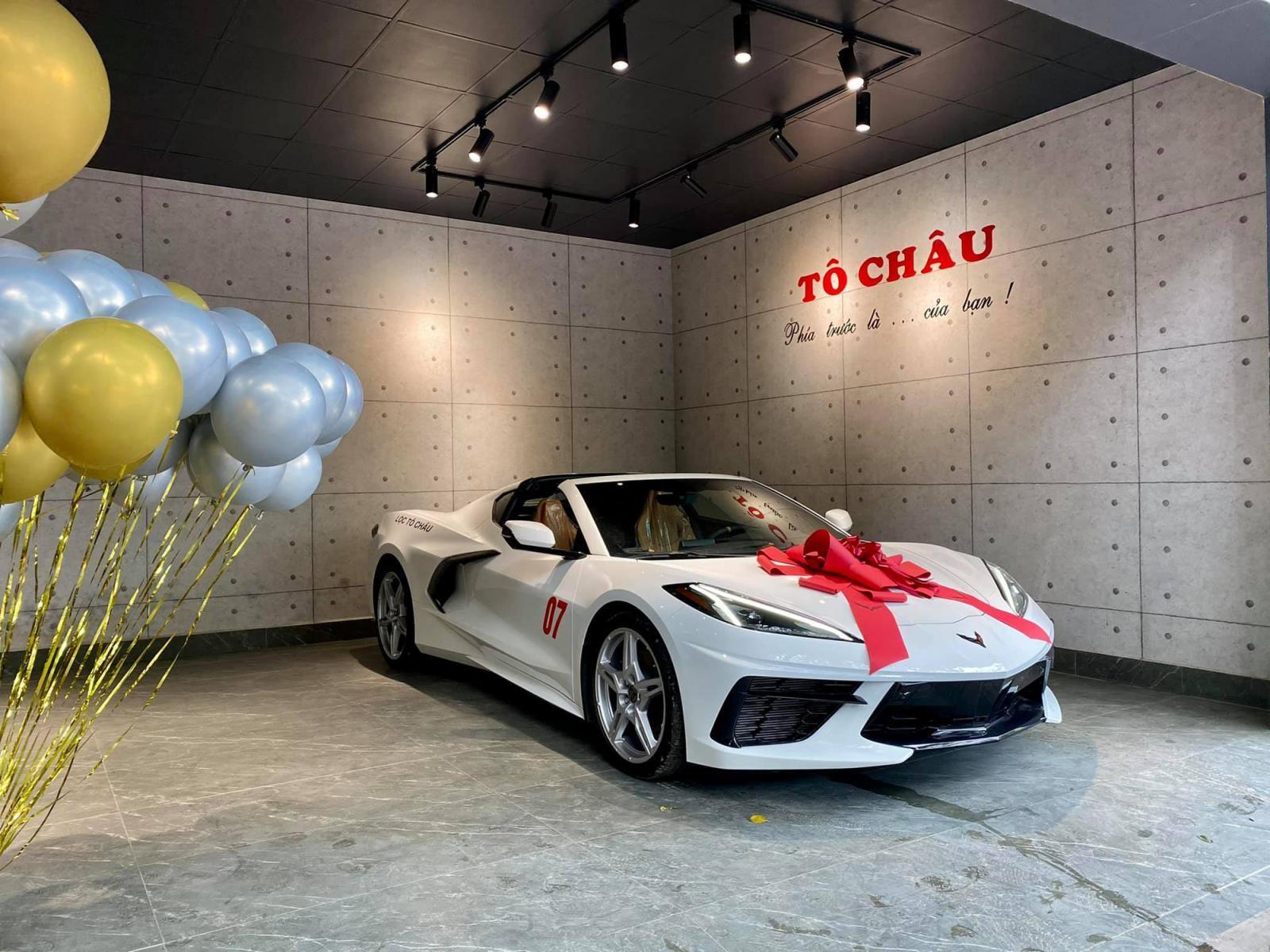 Trải nghiệm Chevrolet Corvette C8 Stingray đầu tiên tại Việt Nam cùng đại gia Cần Thơ.