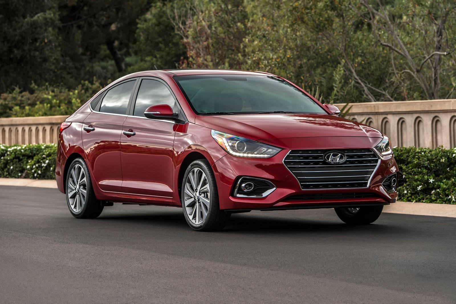 Phân khúc sedan hạng B thay máu, lần này là Hyundai Accent 2021.