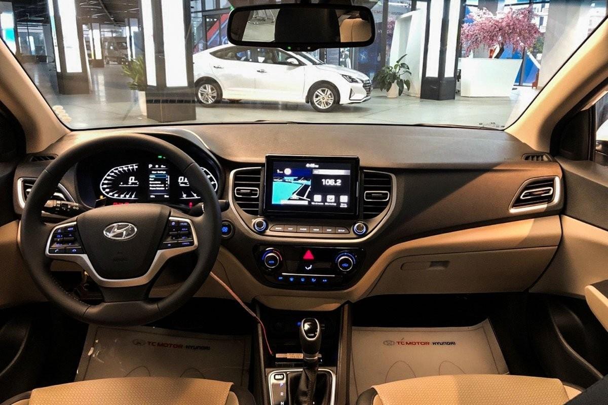 Hyundai Accent 2021 lộ diện rõ nét, đại lý bắt đầu nhận cọc.