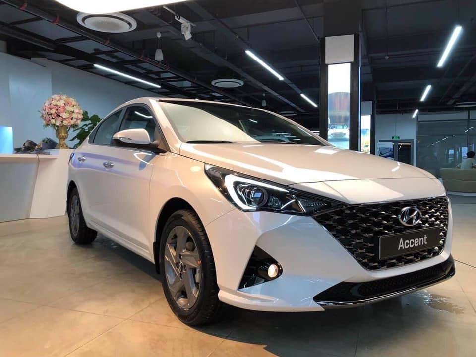 Hyundai Accent năm 2021 giá tốt nhất tháng 9