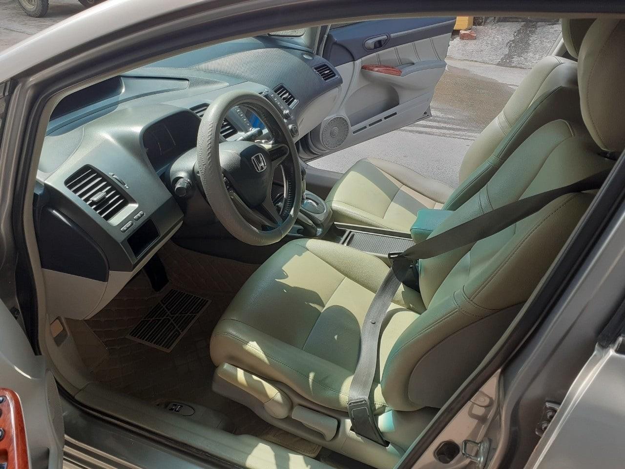 Nhà Cần Bán Honda Civic 2008, màu xám, số tự động