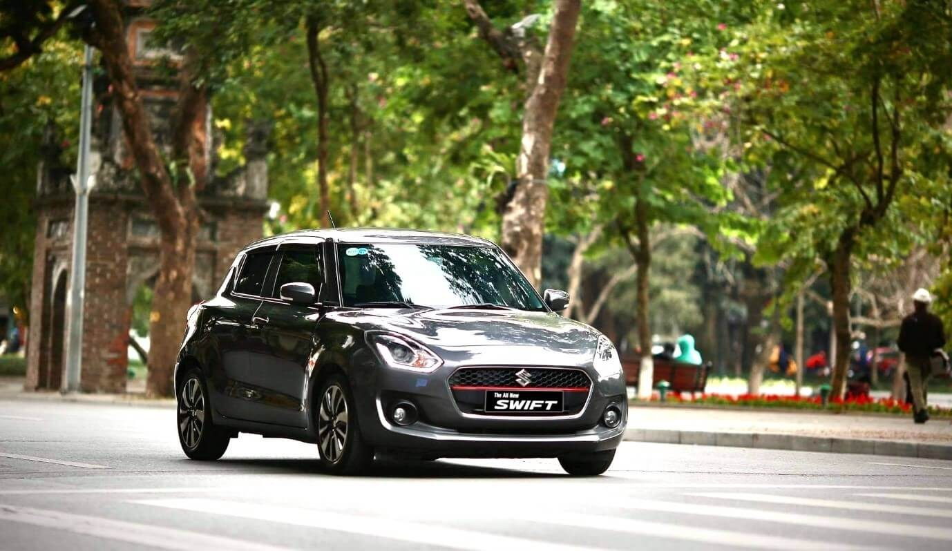 Thêm Suzuki có mặt trong loạt hãng xe hỗ trợ phí trước bạ năm 2021.
