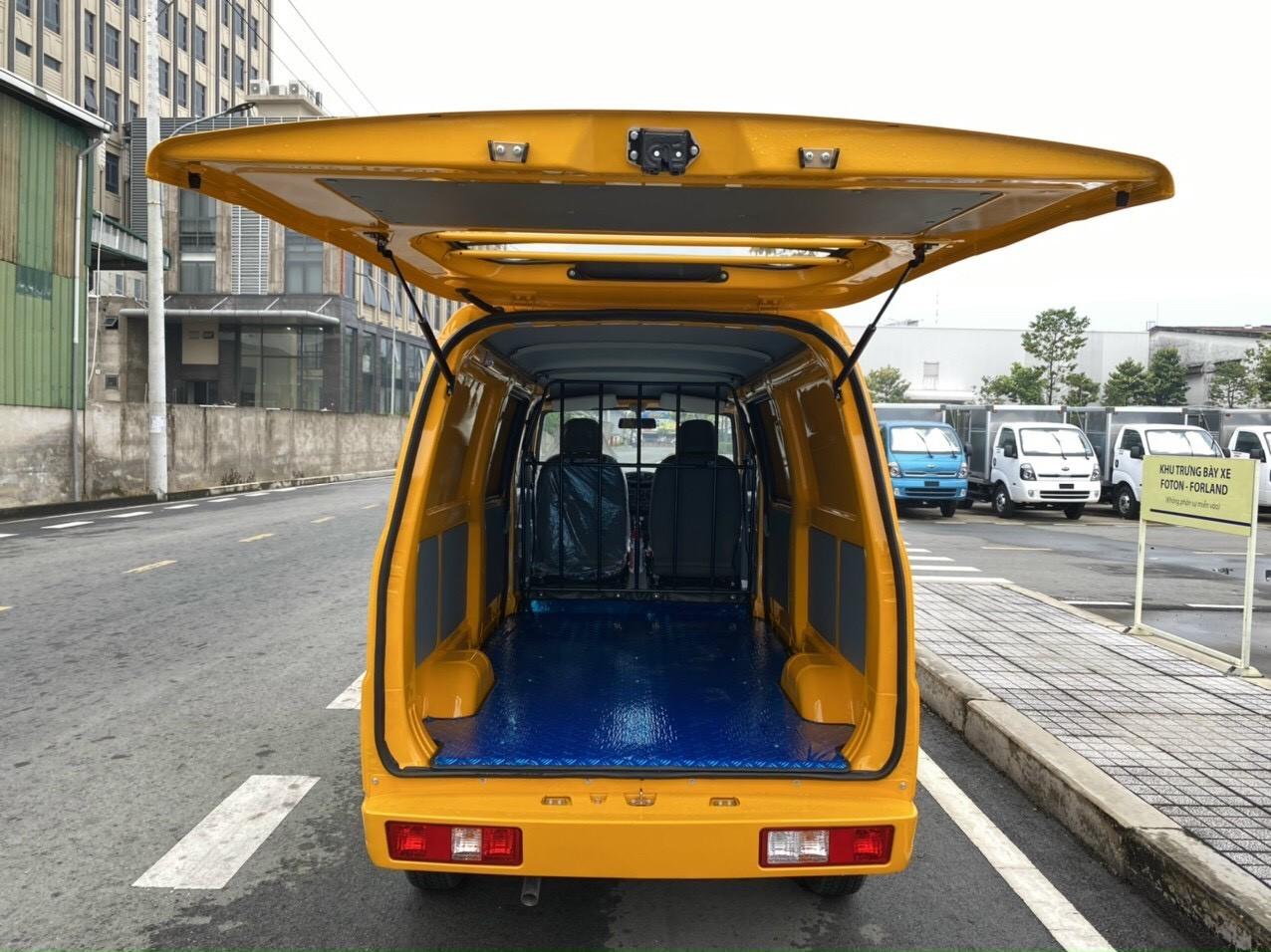 Xe Towner Van 2S xe chuyên chạy giờ cấm 24/24. Xe van công nghệ Nhật Bản. Chất lượng an tâm