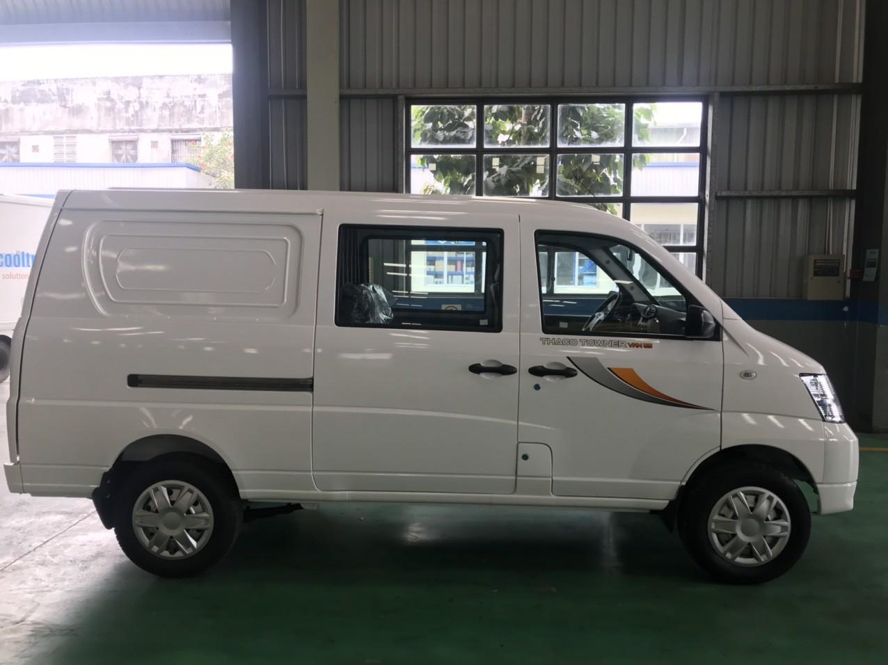 Xe Towner Van 5S xe chuyên chạy giờ cấm 24/24. Xe van công nghệ Nhật Bản. Chất lượng an tâm