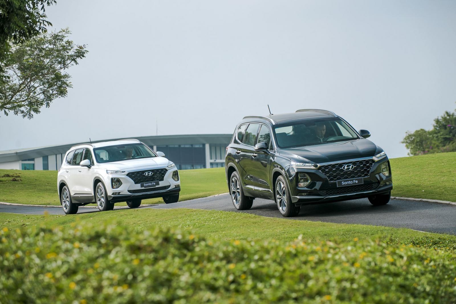 Xe Hyundai đạt mức tăng trưởng cao tháng cuối năm.