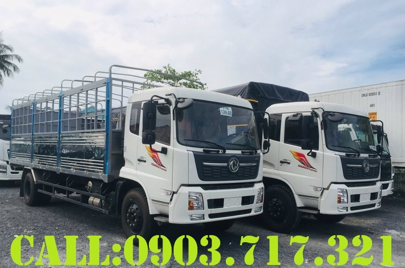 Xe tải DongFeng B180 nhập 2021. Giá bán xe tải Dongfeng B180 Euro 5